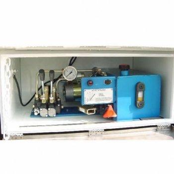 Centralina elettro-idraulica